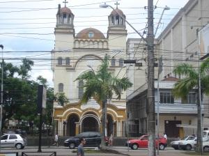 Igreja Ortodoxa Antioquina São Jorge (1957) , Av. Ana Costa, 323 - Gonzaga CEP: 11060-001 - Santos, 11060-001 (0xx)13 3233-4176