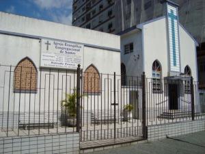 Igreja Evangélica Congregacional de Santos,Rua Visconde de Cairú,172.