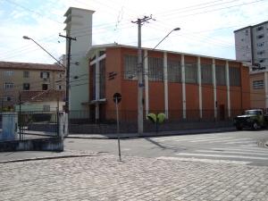 Igreja Presbiteriana de Santos,Rua Marquês de São Vicente X Rua Visconde de Farias