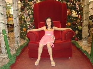 Decoração de Natal do Shopping Parque Balneáreo