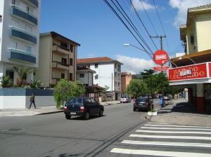 Rua Pedro Américo  X Rua Almirante Barroso.
