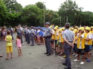 Recreio de Férias da Polícia Militar do Estado de São Paulo Edição 2010