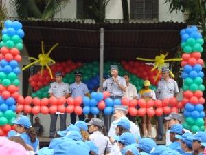 Abertura do Recreio de Férias 2010.