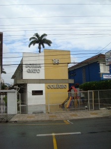 Colégio Borba Gato,Av Ana Costa,