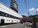 Santos Futebol Clube. Entorno da Vila Belmiro, Rua Tiradentes.