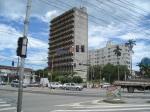 O primeiro prédio comercial construído fora do centro da cidade, no início dos anos 70. Sede da PRODESAN, empresa criada para fomentar e promover a pavimentação asfáltica da vcidade.