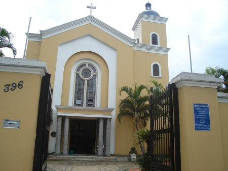 Educandário Bom Pastor , na Avenida Ana Costa, 396