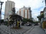 Visão da Rua Bahia.