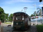 O fim dos Bondes em Santos, foi decretado pelo Poder Público em 1971.