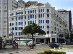 Atlântico Hotel,na Avenida Presidente Wilson X Avenida Ana Costa.