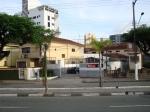 Sede da 2ª Companhia do 6º BPM/I, na Avenida General Francisco Glicério.