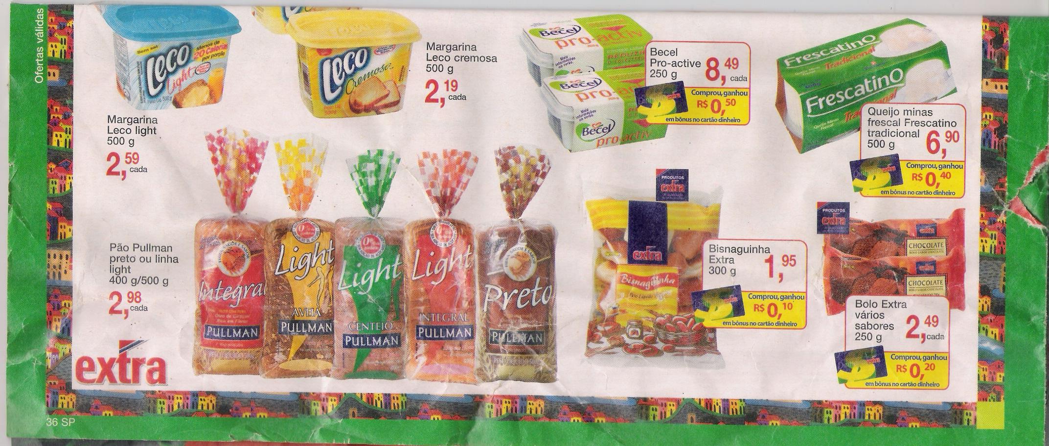 04f1c0863 Preços de produtos alimentícios e eletrodomésticos em 2005 ...