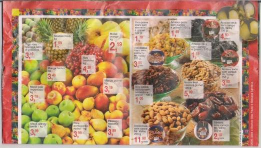 preços em 2005